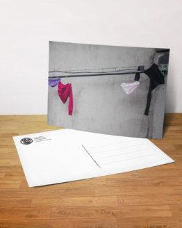Postkarte - Rendezvous I